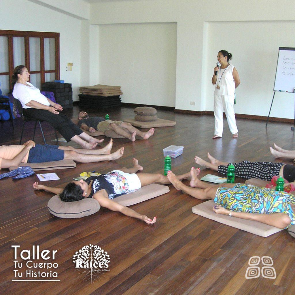Raices Bienestar Integral Taller Tu Cuerpo Tu Historia 04