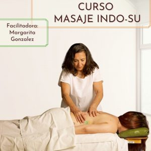 Margarita González - Imparte el Curso de Masaje INDO-SU